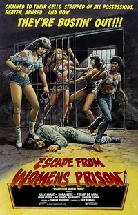 Escape from Women's Prison - Poster / Capa / Cartaz - Oficial 1