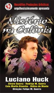 Mistério na Colônia - Poster / Capa / Cartaz - Oficial 1