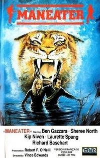 Maneater - Poster / Capa / Cartaz - Oficial 1