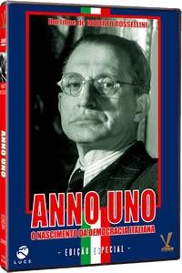 Anno Uno - O Nascimento da Democracia Italiana  - Poster / Capa / Cartaz - Oficial 1