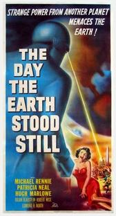 O Dia Em Que A Terra Parou - Poster / Capa / Cartaz - Oficial 4