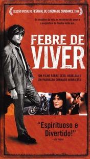 Febre de Viver - Poster / Capa / Cartaz - Oficial 2