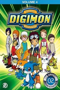 Digimon (2ª Temporada) - Poster / Capa / Cartaz - Oficial 4