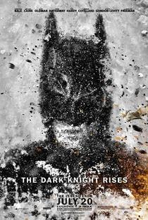 Batman: O Cavaleiro das Trevas Ressurge - Poster / Capa / Cartaz - Oficial 10