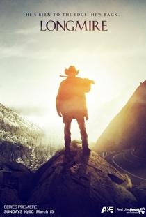 Longmire: O Xerife (1ª Temporada) - Poster / Capa / Cartaz - Oficial 2