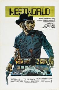 Westworld - Onde Ninguém Tem Alma - Poster / Capa / Cartaz - Oficial 4