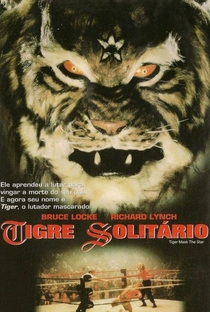 Tigre Solitário - Poster / Capa / Cartaz - Oficial 3
