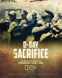 Dia D: O Sacrificio - Poster / Capa / Cartaz - Oficial 1