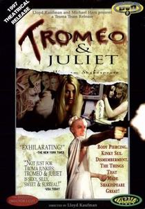 Tromeu & Julieta - Poster / Capa / Cartaz - Oficial 4