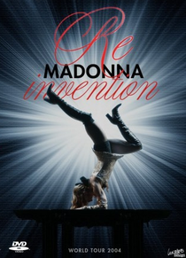 Re-Invention World Tour 2004 - Poster / Capa / Cartaz - Oficial 1