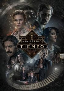 El Ministerio del Tiempo (3ª Temporada) - Poster / Capa / Cartaz - Oficial 1