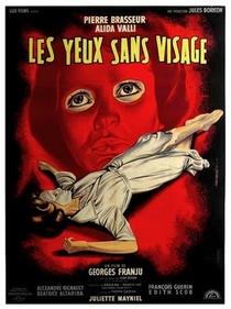 Os Olhos Sem Rosto - Poster / Capa / Cartaz - Oficial 3