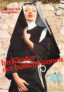 Cloistered Nun: Runa's Confession - Poster / Capa / Cartaz - Oficial 2