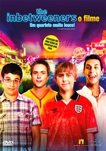 The Inbetweeners: O Filme - Poster / Capa / Cartaz - Oficial 4