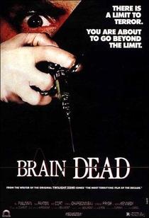 Brain Dead - Poster / Capa / Cartaz - Oficial 3