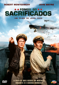 Fomos os Sacrificados - Poster / Capa / Cartaz - Oficial 5