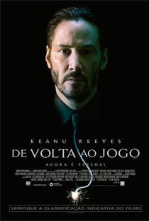 John Wick: De Volta ao Jogo - Poster / Capa / Cartaz - Oficial 2