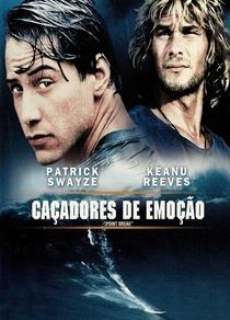 Caçadores de Emoção - Poster / Capa / Cartaz - Oficial 9