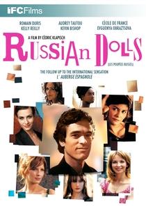 Bonecas Russas - Poster / Capa / Cartaz - Oficial 2