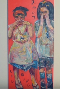 Red Girl - Poster / Capa / Cartaz - Oficial 1