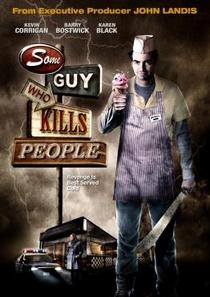 Um Cara que Mata Pessoas - Poster / Capa / Cartaz - Oficial 3