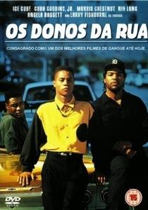 Os Donos da Rua - Poster / Capa / Cartaz - Oficial 4
