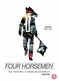 Os Quatro Cavaleiros do Novo Apocalipse  - Poster / Capa / Cartaz - Oficial 1