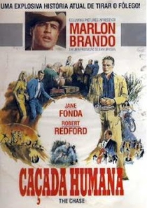 Caçada Humana - Poster / Capa / Cartaz - Oficial 4
