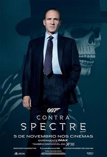 007 Contra Spectre - Poster / Capa / Cartaz - Oficial 27