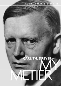 Carl Th. Dreyer - Radiografia da Alma - Poster / Capa / Cartaz - Oficial 1