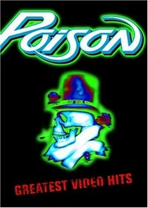 Poison - Greatest Video Hits - Poster / Capa / Cartaz - Oficial 1