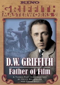 D.W. Griffith: Father of Film  - Poster / Capa / Cartaz - Oficial 1