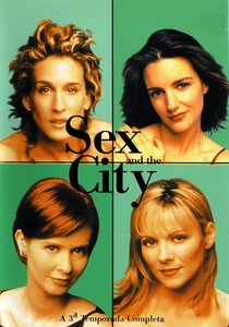 Sex and the City (3ª Temporada) - Poster / Capa / Cartaz - Oficial 1