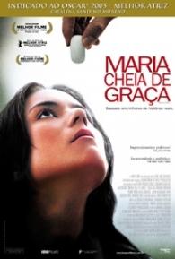 Maria Cheia de Graça - Poster / Capa / Cartaz - Oficial 2