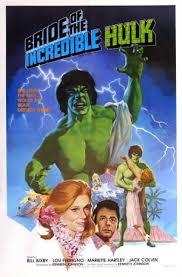 O Casamento do Incrível Hulk - Poster / Capa / Cartaz - Oficial 1