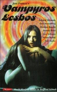Vampiros Lesbos - Poster / Capa / Cartaz - Oficial 2