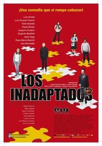 Los inadaptados  - Poster / Capa / Cartaz - Oficial 3