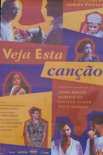 Veja Esta Canção - Poster / Capa / Cartaz - Oficial 2