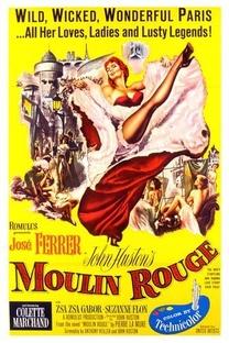 Moulin Rouge - Poster / Capa / Cartaz - Oficial 1