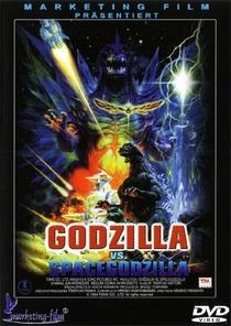 Godzilla vs. SpaceGodzilla - Poster / Capa / Cartaz - Oficial 3