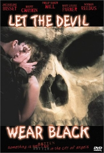 A Morte se Veste de Negro - Poster / Capa / Cartaz - Oficial 1