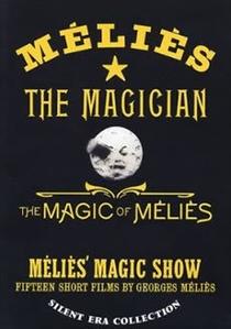 The Magic of Méliès - Poster / Capa / Cartaz - Oficial 1