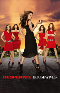 Desperate Housewives (7ª Temporada) - Poster / Capa / Cartaz - Oficial 1