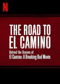 A Estrada de El Camino - Poster / Capa / Cartaz - Oficial 1