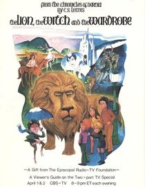 As Crônicas de Nárnia - O Leão, a Feiticeira e o Guarda-Roupa - Poster / Capa / Cartaz - Oficial 1