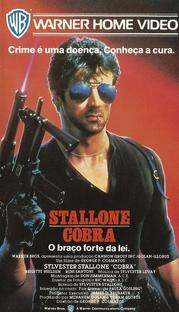 Stallone: Cobra - Poster / Capa / Cartaz - Oficial 5