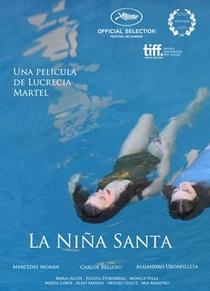 Menina Santa - Poster / Capa / Cartaz - Oficial 1