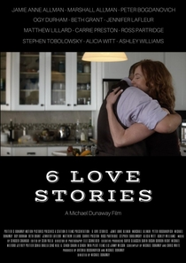 6 Love Stories - Poster / Capa / Cartaz - Oficial 1