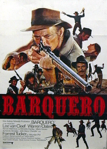 Barquero - Poster / Capa / Cartaz - Oficial 1
