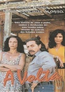 A Volta - Poster / Capa / Cartaz - Oficial 1